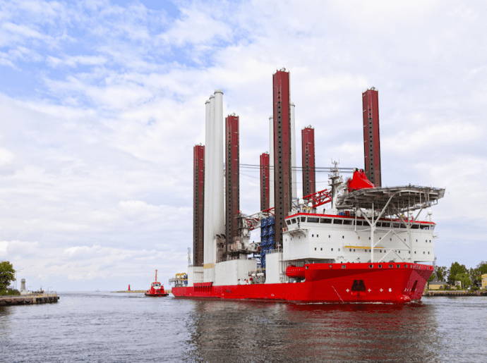 JACK-UP GEARS ARE MONSTERS IN SIZE AND GREAT IN SUSTAINABLE ENERGY SOLUTIONS